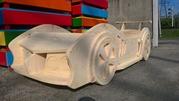 Детская кровать «Машина»