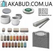 Производство ЖБИ изделий,  производство навесов для авто,  ворот и калит