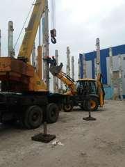 Строительство, демонта промышленныз зданий и сооружений.Земляные работы