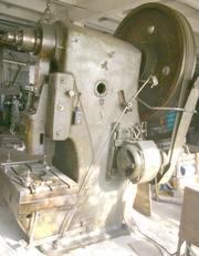 К-117Е - пресс кривошипный одностоечный