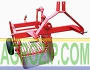 Картофелекопалка для трактора вибрационная КТН-1В-У