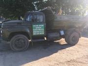 Вывоз строительного,  промышленного мусора Зил,  Камаз,  Газель-Дуэт.  Экскаватор JCB-3CX.