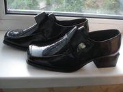 Продам женские черные туфли