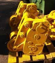 Подвесная кран-балка 5 т. Мотор-редукторы.