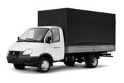Перевозка грузов. Грузовое такси Микроавтобус,  Газель-  доступные цены