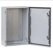 Корпус ящик шкаф электрика бокс монтажный электрический металлический