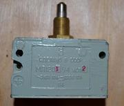Продам Микропереключатели: МП1203,  ПМ24-2