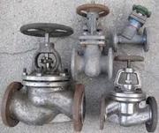 Трубопроводная (Запорная) арматура,  детали трубопроводов: Задвижка..