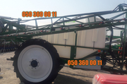 Оприскувач навісний Spray Master 2000,  штанга - 18 метрів