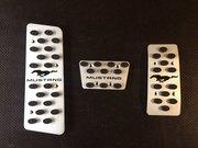 Продам накладки на педали алюминий Ford Mustang 2015-2019