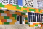 Облицовочная плитка для вентилируемого фасада Твинс Фибро