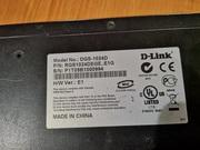 Коммутатор D-Link DES-1024D