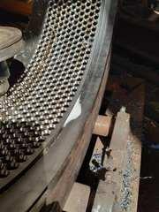 Реставрация матриц для грануляторов