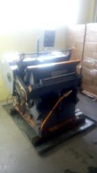Продам тигельный пресс для высечки ML-1040 б/у 2013 г. Днепр
