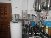 Реконструкция,  ремонт,  модернизация,  систем отопления.
