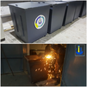 Мусорные контейнеры и баки для мусора,  изготовление и доставка по Укра