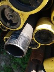Труба стальная бесшовная ф114-219 НКТ73-89,  Обсадная ф114-245 наличие