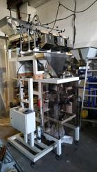 Вертикальный автомат для фасовки и упаковки сыпучих продуктов ПИТПАК