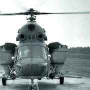 Удобрение морозостойкого гороха и рапса вертолетом Ми-2 самолетом Ан-2