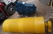 Крановый редуктор грузовой барабан колеса к2р к1р крюковая подвеска