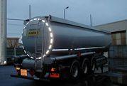 Светоотражающая эмаль от Нокстон для бетона им металла