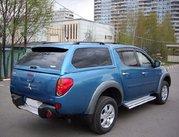 Кабина(кунг) на Mitsubishi L200,  Nissan Navara,  Toyota Hilux Pick-up,  SsangYong.