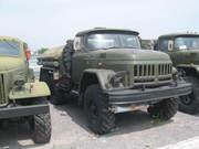 Автомобиль ЗИЛ-131 топливозаправщик