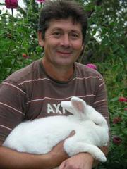 Кролики племенные(Хозяйство «Кролики Беровых»)