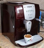 Компактная кофемашина (кофеварка) купить для дома офиса Saeco Incanto