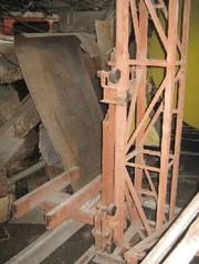 Подъёмник мачтовый